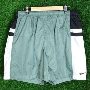Nike Swoosh Logo Shorts